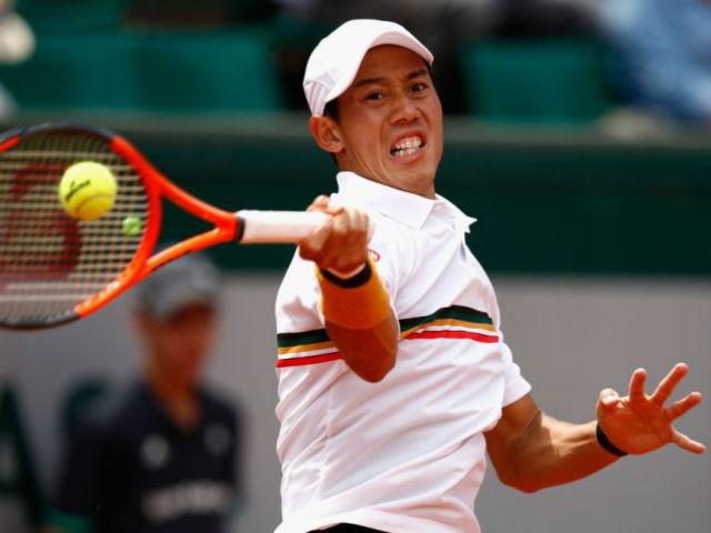 Trực tiếp tennis Halle & Queen's ngày 2: Nishikori ngược dòng kịch tính