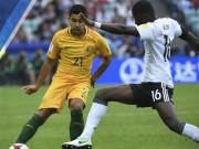 Bóng đá - Australia - Đức: Tiệc tấn công 5 bàn mãn nhãn
