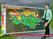 Tin tức trong ngày - Dự báo thời tiết VTV 20/6: Miền Bắc tiếp tục có mưa to