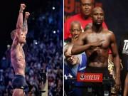 """Thể thao - Mayweather – McGregor đấu tỷ đô: """"Gã điên"""" không trụ nổi 1 hiệp?"""