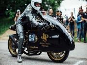 """""""Chết mê"""" Ducati Monster bản độ Mèo săn chuột"""