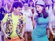 Ca nhạc - MTV - Có Xuân Bắc nhảy phụ họa,  Thu Minh sung thế này đây