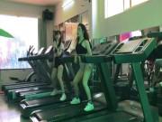 """Làm đẹp - """"Thánh nữ sexy dance"""" Việt Nam quẩy tưng trên máy chạy"""