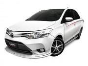 Tin tức ô tô - Thêm bodykit, Toyota Vios ở Việt Nam có giá 644 triệu đồng