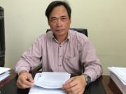 Vụ Formosa: Cách chức một Cục trưởng của Bộ TN-MT