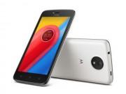Smartphone giá siêu rẻ Motorola Moto C Plus ra mắt
