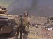 Video: Đặc nhiệm Mỹ lao giữa làn đạn IS cứu bé gái Syria