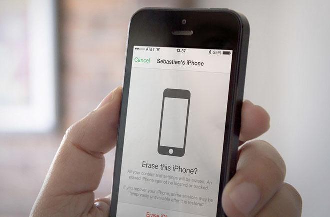 Kinh nghiệm phòng tránh mua phải iPhone đã bị đánh cắp - 3