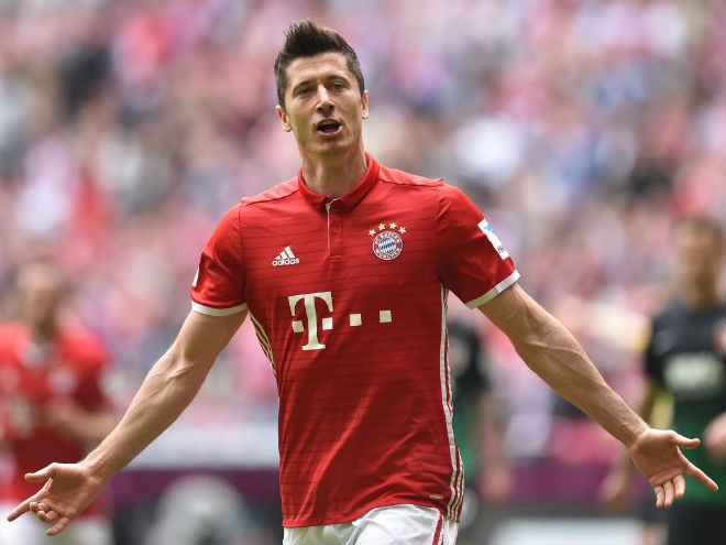 SAO bự Juventus, Bayern rủ nhau đến Real thay Ronaldo - 2