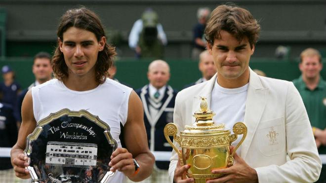 Wimbledon: Djokovic và Murray mắc kẹt, Federer - Nadal tăng tốc - 1