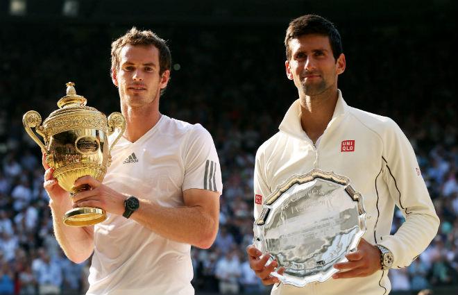 Wimbledon: Djokovic và Murray mắc kẹt, Federer - Nadal tăng tốc - 2