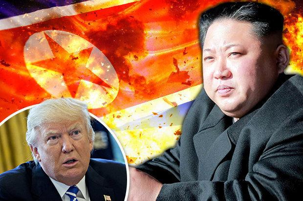 Báo Mỹ kêu gọi ông Trump tấn công phủ đầu Triều Tiên - 1