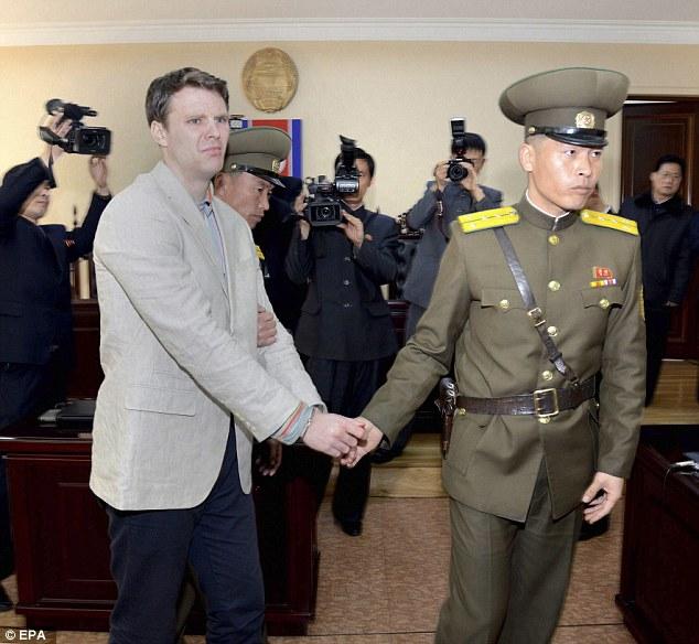 Báo Mỹ kêu gọi ông Trump tấn công phủ đầu Triều Tiên - 2