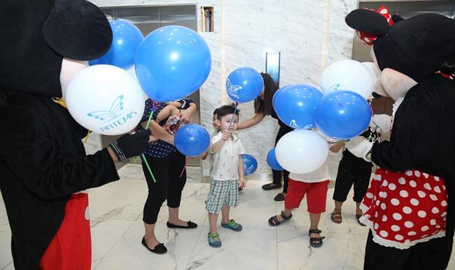 """Háo hức vui chơi cùng """"Ngày hội gia đình"""" tại trung tâm Thương mại Artemis - 4"""