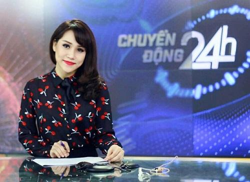 """""""Bạn gái Noo Phước Thịnh"""" dẫn đầu top 5 MC gợi cảm nhất VTV - 7"""