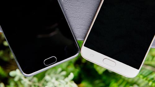"""So sánh Oppo F3 với Galaxy J7 Pro: Hàng """"ngon"""" phân khúc 7 triệu đồng - 3"""