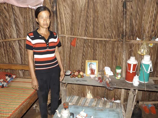 Xóm nghèo bàng hoàng trước cái chết của bé gái bị xâm hại - 2