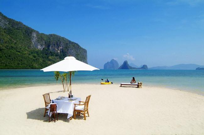 Đã mắt ngắm 10 bãi biển sát vách núi đẹp nhất thế giới - 3