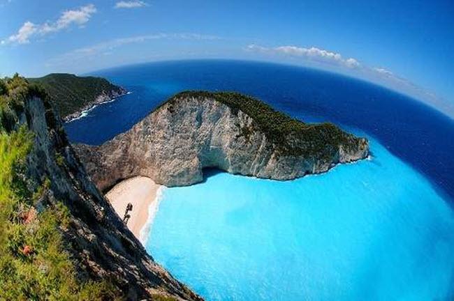 Đã mắt ngắm 10 bãi biển sát vách núi đẹp nhất thế giới - 9