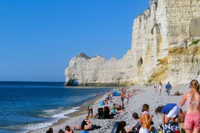 Đã mắt ngắm 10 bãi biển sát vách núi đẹp nhất thế giới - 6