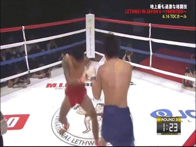 MMA: Tuyệt kỹ Thiếu Lâm Tự cho đối thủ bay khỏi sàn