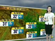 Dự báo thời tiết VTV 21/6: Mưa giảm ở Bắc Bộ