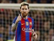 Bóng đá - Bí mật chuyển nhượng: Barca chiêu mộ Messi sau… 5 phút xem giò