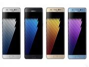 Thời trang Hi-tech - Samsung Galaxy Note 8 sẽ trình làng vào 26/8 tới