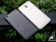 """Dế sắp ra lò - So sánh Oppo F3 với Galaxy J7 Pro: Hàng """"ngon"""" phân khúc 7 triệu đồng"""