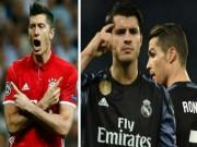 """MU cần gì Ronaldo, Morata: Đã có """"đại bàng"""" Lewandowski"""