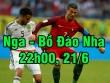 Nga - Bồ Đào Nha: Khi Ronaldo đi săn bàn thắng