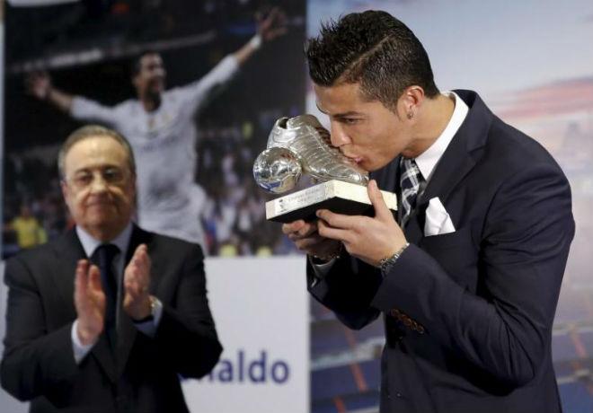 """""""Bố già Real"""" giữ Ronaldo: 1 tỷ euro không bán """"linh hồn"""" - 2"""