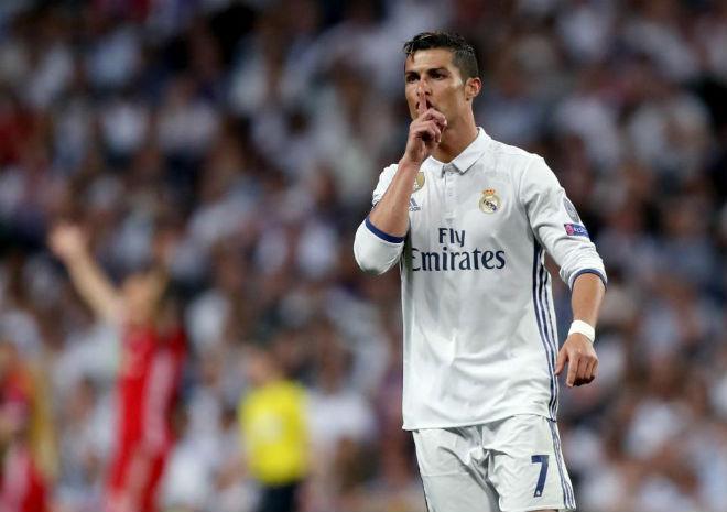 """""""Bố già Real"""" giữ Ronaldo: 1 tỷ euro không bán """"linh hồn"""" - 1"""