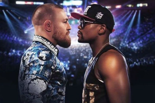 """Mayweather - McGregor đấu boxing tỷ đô: Khó """"móc túi"""" dân chơi - 1"""