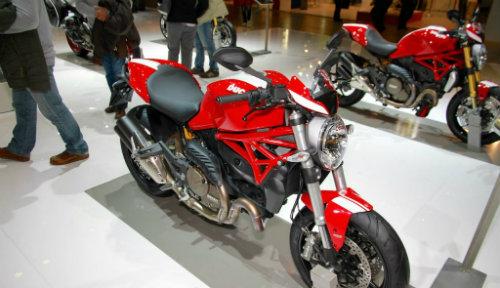 Ducati tung loạt xe tiêu chuẩn khí thải mới ra Nam Á - 1