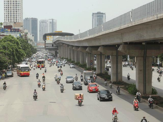 Những tuyến đường HN bị chặt cây xanh: Ngày ấy - Bây giờ