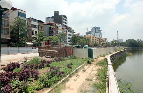 Những tuyến đường HN bị chặt cây xanh: Ngày ấy - Bây giờ - 6