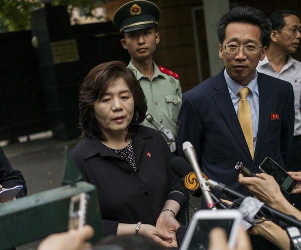 Chân dung nhà đàm phán ngoại giao số 1 Triều Tiên - 1