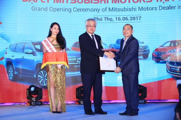 Mitsubishi Motors Việt Nam vừa khai trương thêm đại lý tại Việt Trì – Phú Thọ - 1