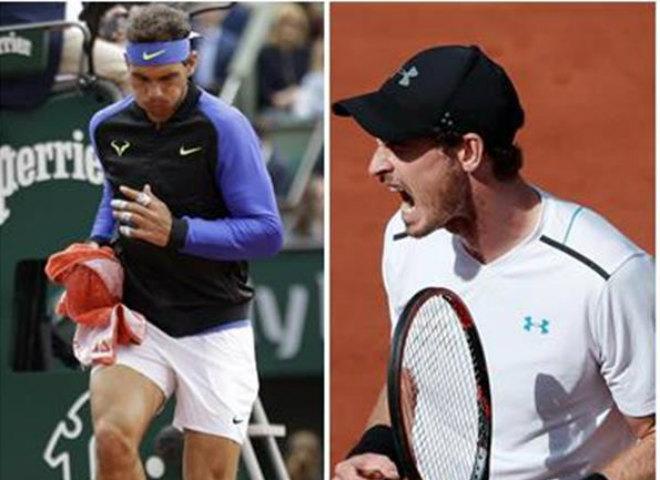 """Murray lâm nguy, Nadal sắp trở lại """"bá chủ"""" tennis thế giới - 1"""