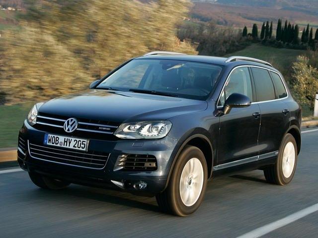 Volkswagen Touareg tại Việt Nam hạ giá 260 triệu đồng - 1