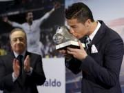 """Bóng đá - """"Bố già Real"""" giữ Ronaldo: 1 tỷ euro không bán """"linh hồn"""""""