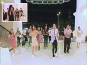 Bạn trẻ - Cuộc sống - Cô gái trẻ được cả gia đình bạn trai đến nhảy flashmob cầu hôn