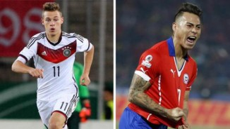 TRỰC TIẾP bóng đá Đức - Chile: Thách thức nhà vô địch thế giới