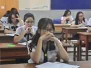 Giáo dục - du học - Kỳ thi THPT quốc gia 2017: Ngày thi đầu tiên có 49 thí sinh bị đình chỉ