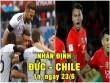 """Đức - Chile: """"Kì tích 100"""" chờ Joachim Loew"""