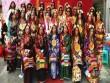 Dân tộc toàn đại gia trát đầy vàng ngọc lên người ở Tây Tạng