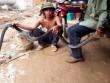 Kiểm lâm xác minh vụ người dân bắt được rắn hổ mang chúa dài hơn 3m
