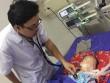 Trẻ 5 tháng tuổi co giật, hôn mê do sử dụng thuốc cam nhiễm chì