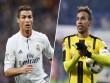 Chuyển nhượng Real: Aubameyang sẵn sàng thay thế Ronaldo